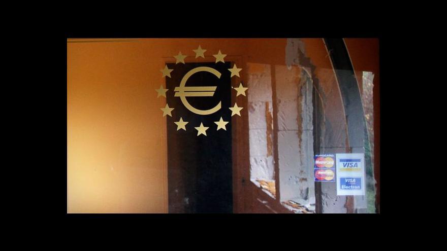 Video Konec dluhové krize je zatím podle Merkelové v nedohlednu