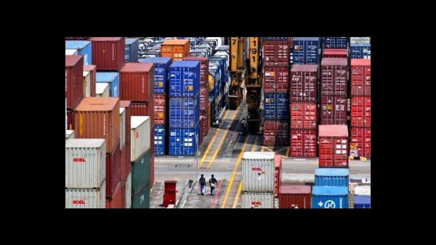Video Rusko-ukrajinské spory tématem Ekonomiky ČT24