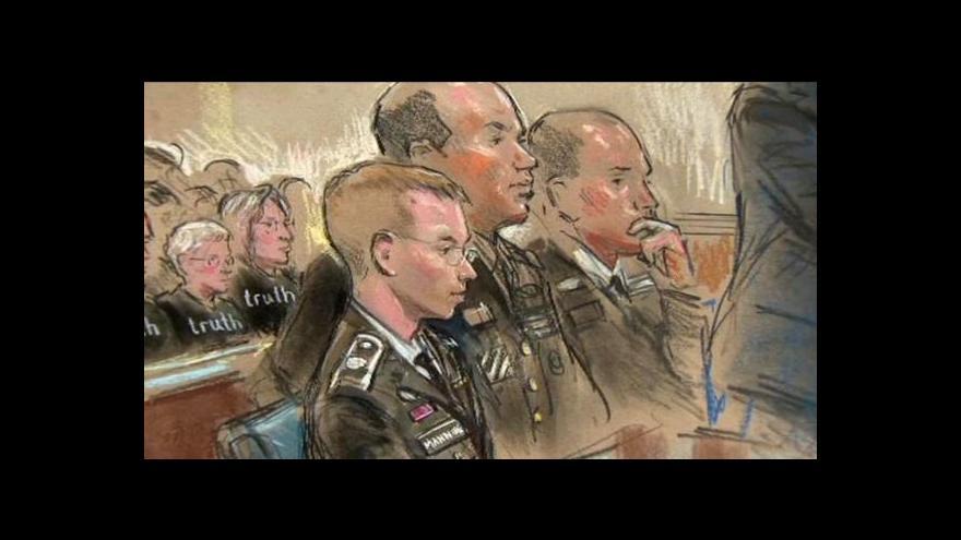 Video Manning se možná dozví výši trestu