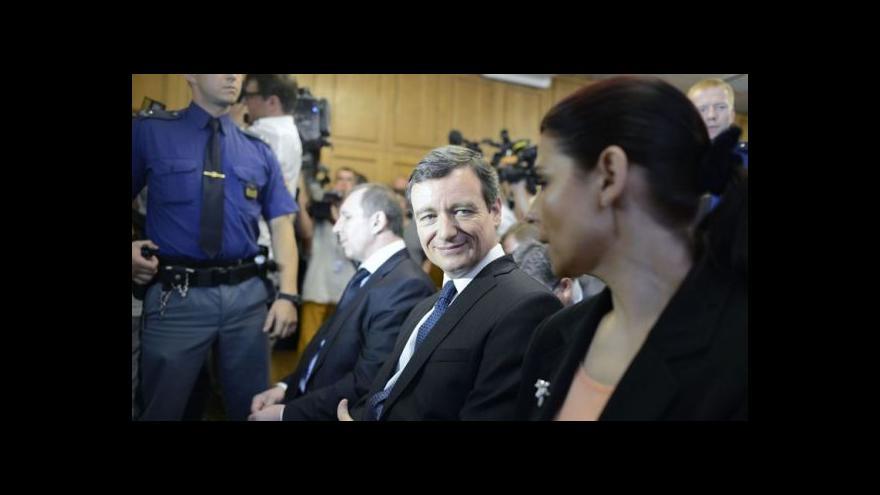 Video Kauza Rath u soudu - den třetí