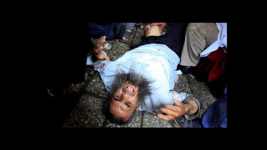 Video Situace v Egyptě tématem Událostí