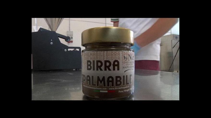 Video Pravá pivní čokoláda