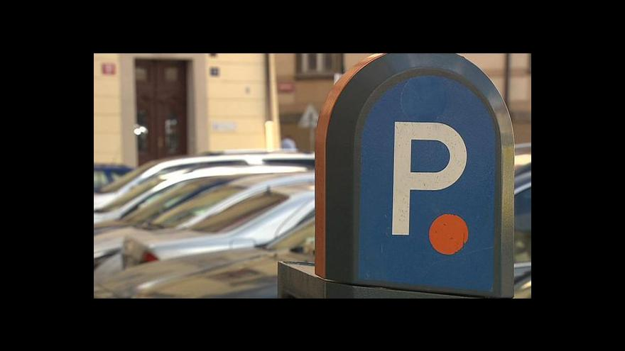 Video V Praze je problém zaparkovat