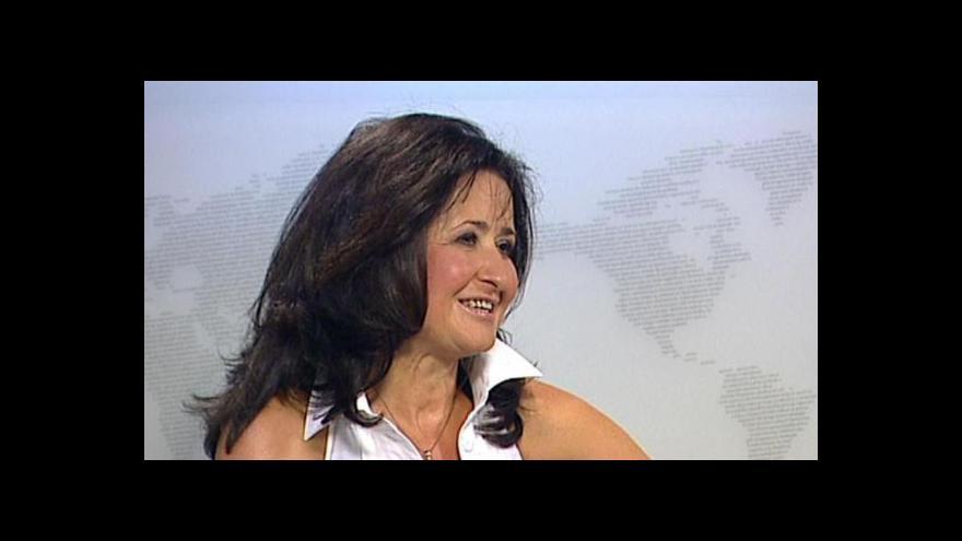 Video Rozhovor s Dagmar Raupachovou