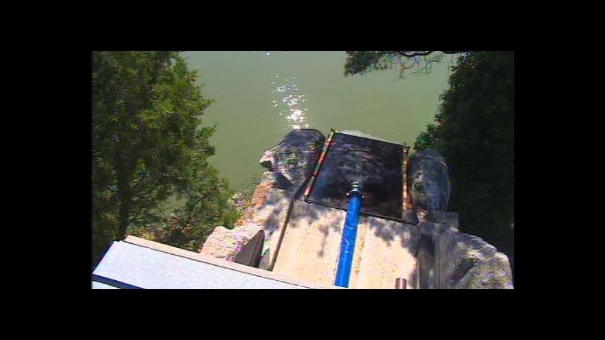 Video NO COMMENT: Zprovoznění akvaduktu