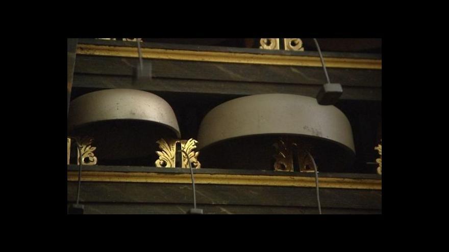 Video Jak zní barokní zvonkohra?