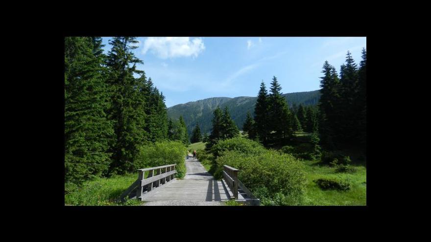Video Události v regionech: Problémy horských středisek