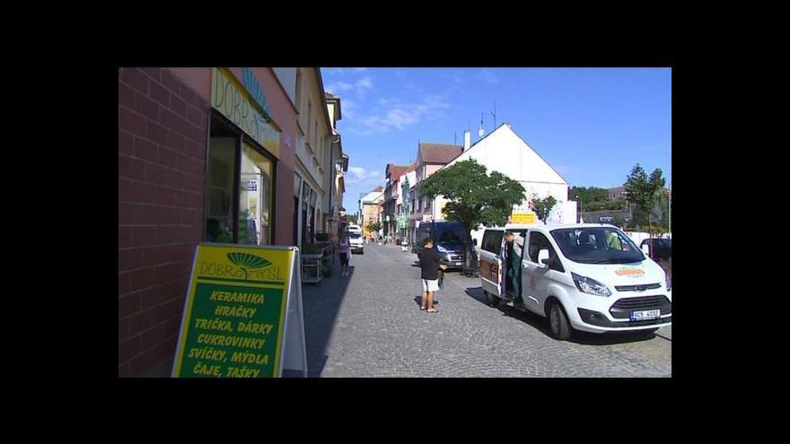 Video Aleš Hazuka o novém obchodě Domova sv. Anežky