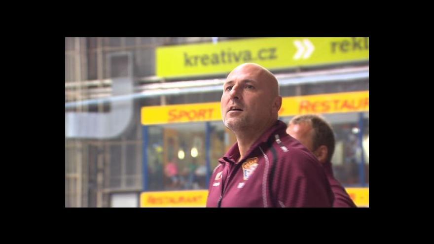 Video Rozhovor s trenérem Petrem Vlkem