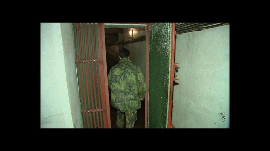 Video Unikátní bunkry jsou díky dobrovolníkům přístupné veřejnosti