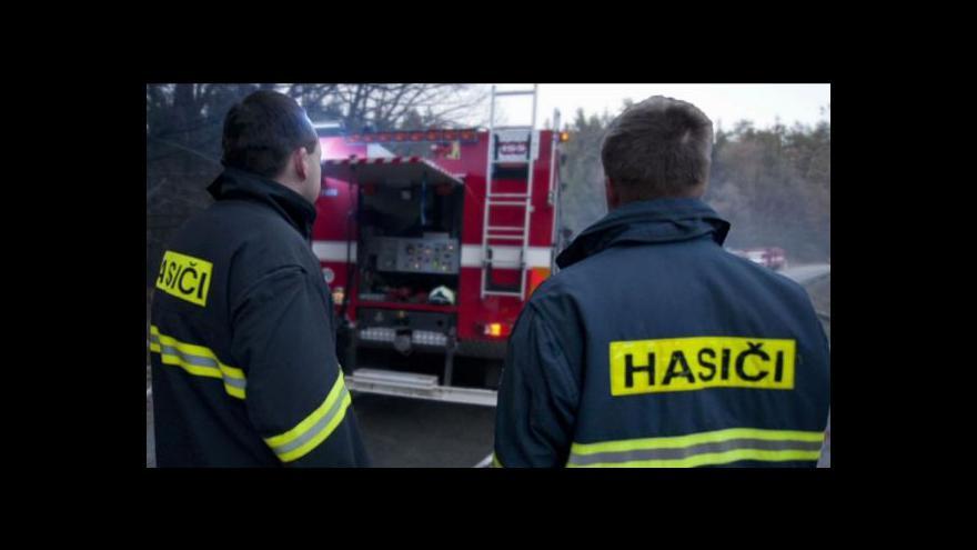 Video Situace dobrovolných hasičů tématem Událostí v regionech