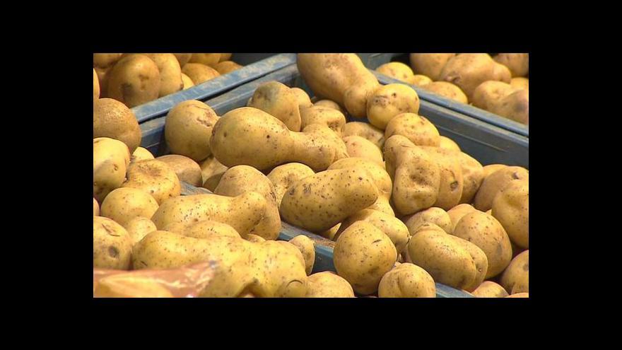 Video Ovoce a zelenina z Česka mírně podraží