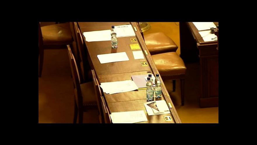 Video Konec poslaneckých kariér pohledem Událostí ČT