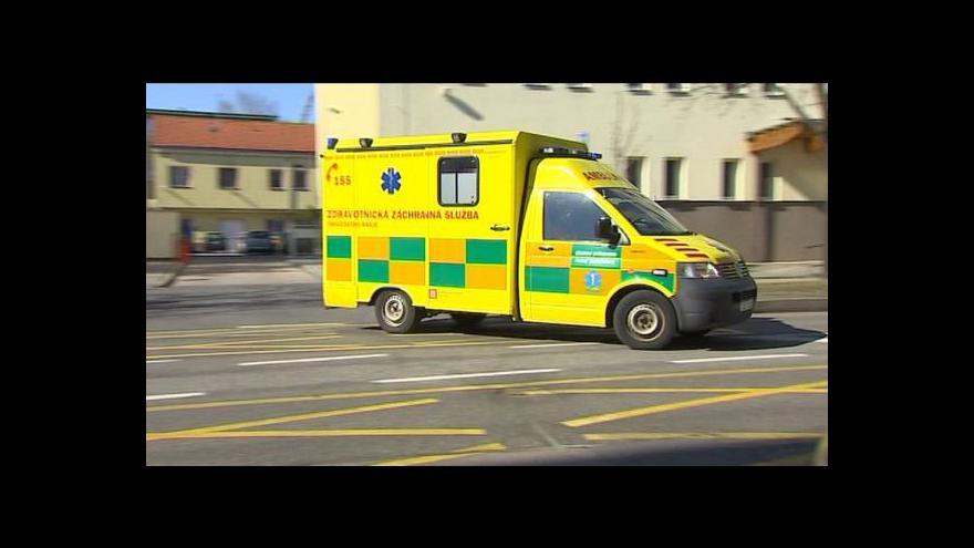Video Záchranáři z Ostrova míří do Jáchymova