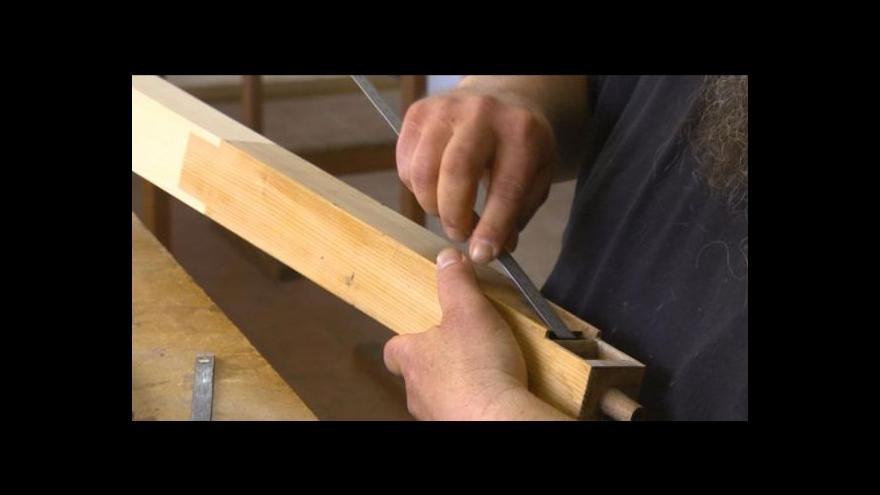 Video Umění restaurátorů: Opravy varhan