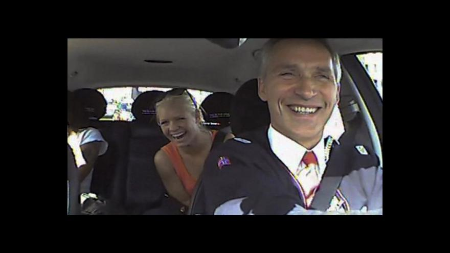 Video Reportáž Adriany Dergam