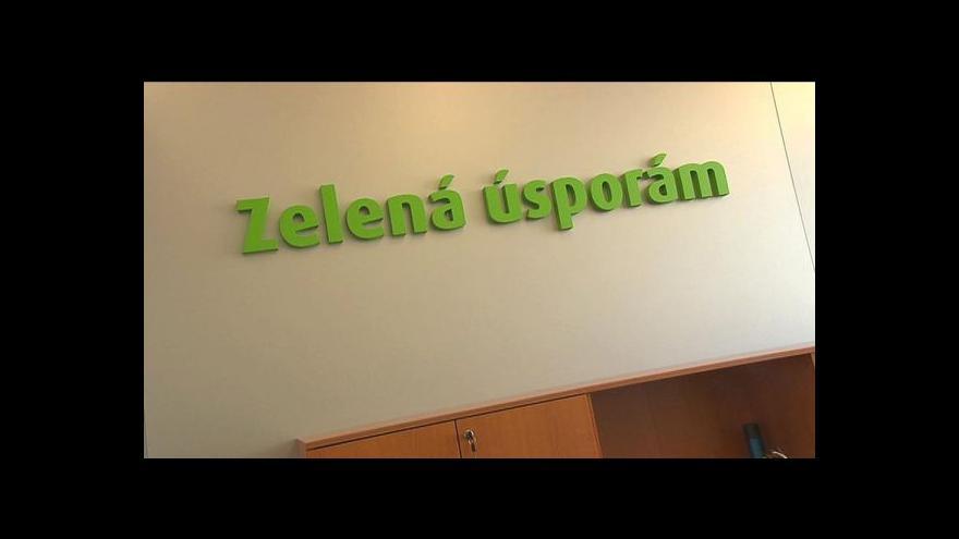Video Události o Nové zelené úsporám