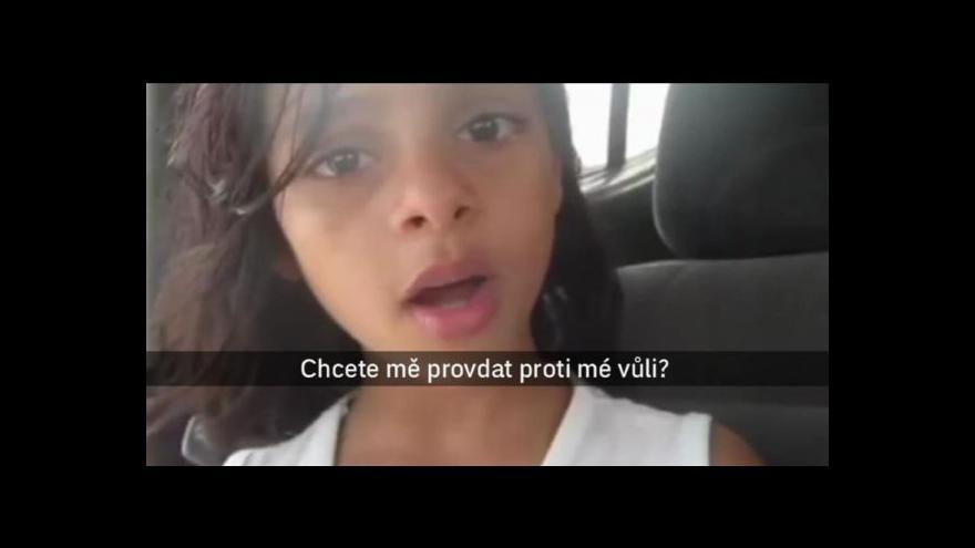 Video Video jemenské dívky vyvolalo v arabském světě rozruch