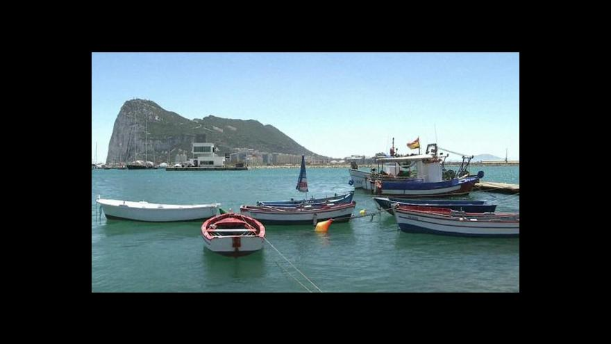 Video Spor o Gibraltar