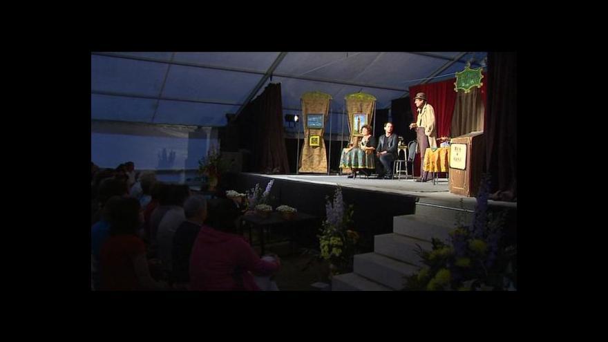 Video Dobré divadlo se dá hrát i ve stanu