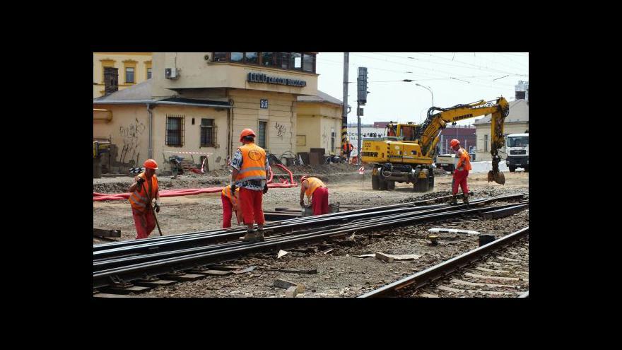 Video Největší železniční výluka v Brně za poslední leta končí