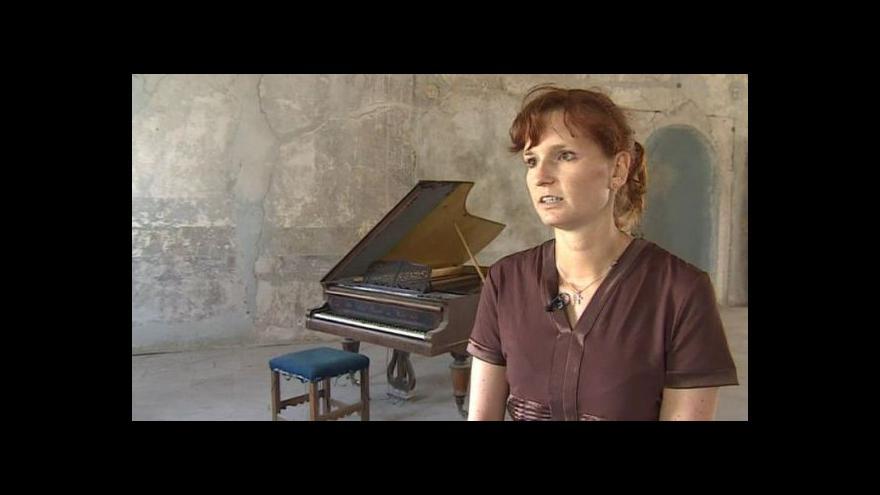 Video Kurátorka Jindra Pavelková o zpřístupnění dalších částí kláštera