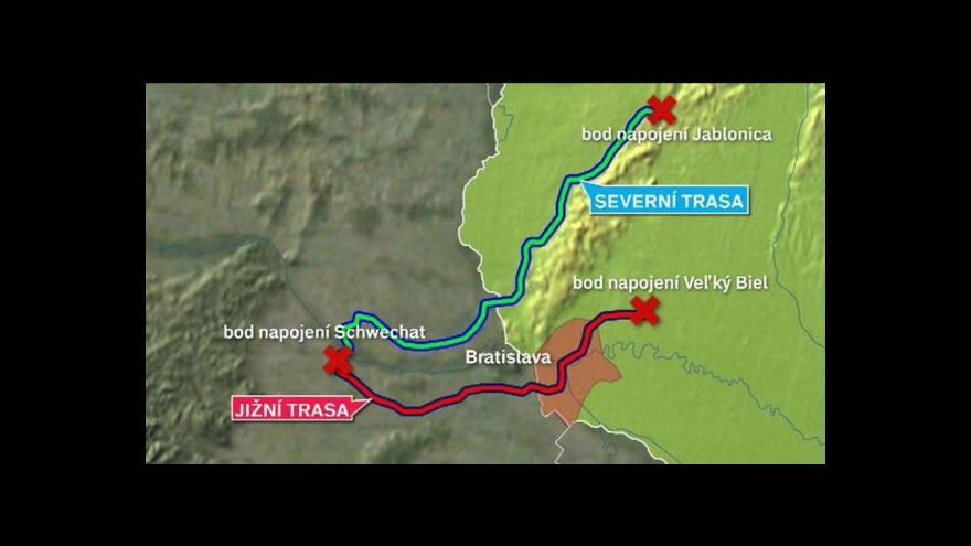 Video Slováci se brání: Ropovod skrz Bratislavu nechceme