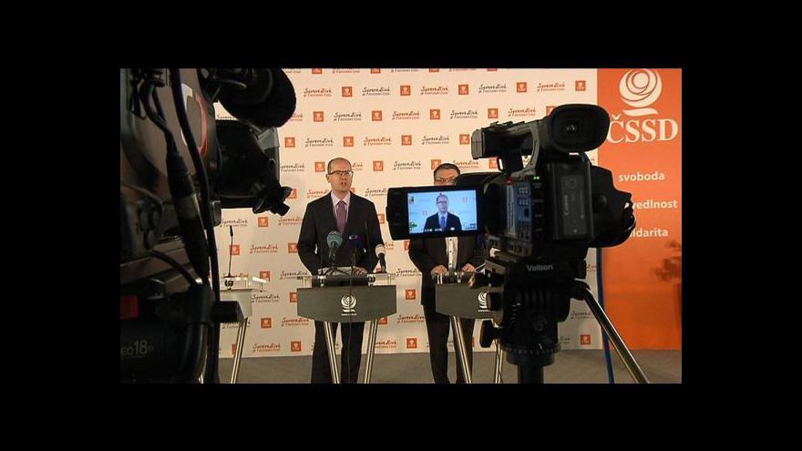 Video Strany a brzký začátek kampaně