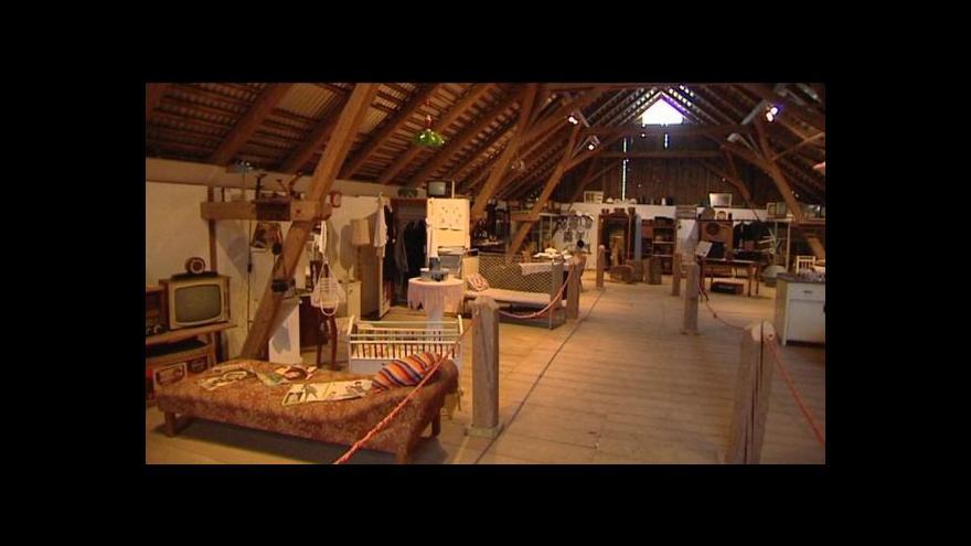 Video Pozvánka do muzea zemědělských strojů