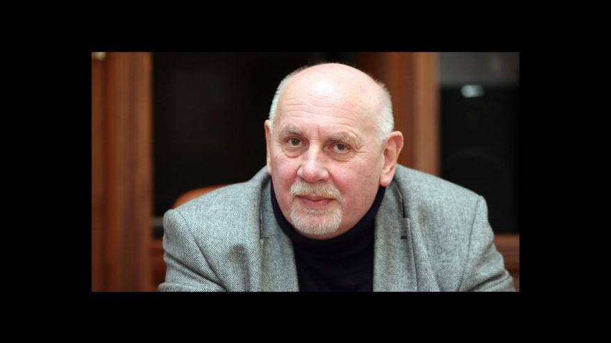 Video Rozhovor s ústavním soudcem Pavlem Rychetským