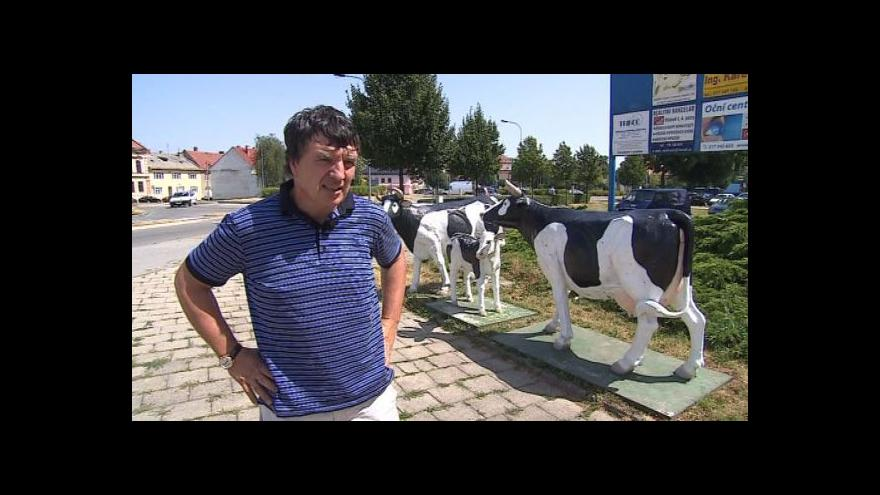 Video Vlastimil Kratochvil z mlékařskéhio družstva ve Vyškově