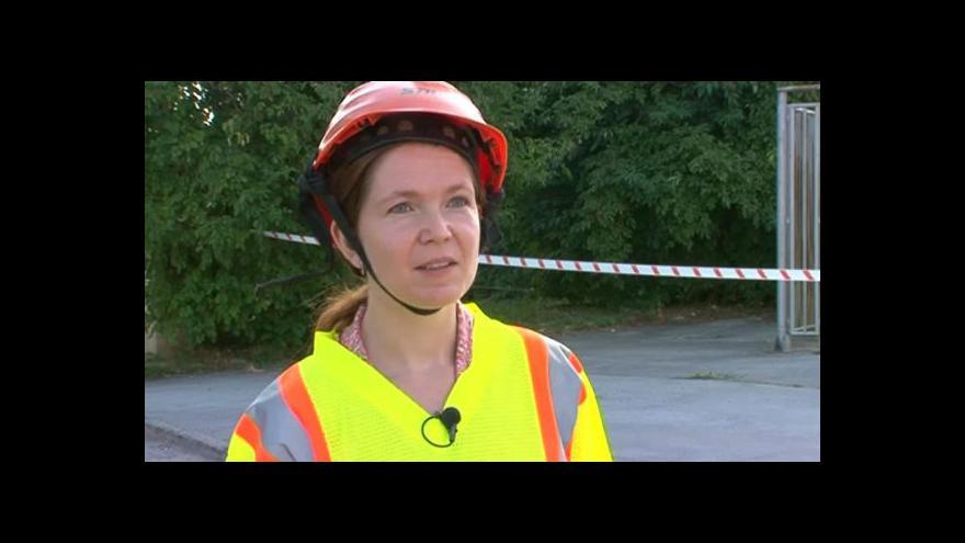 Video Hovoří Miroslava Kučerová z Veřejné zeleně města Brna