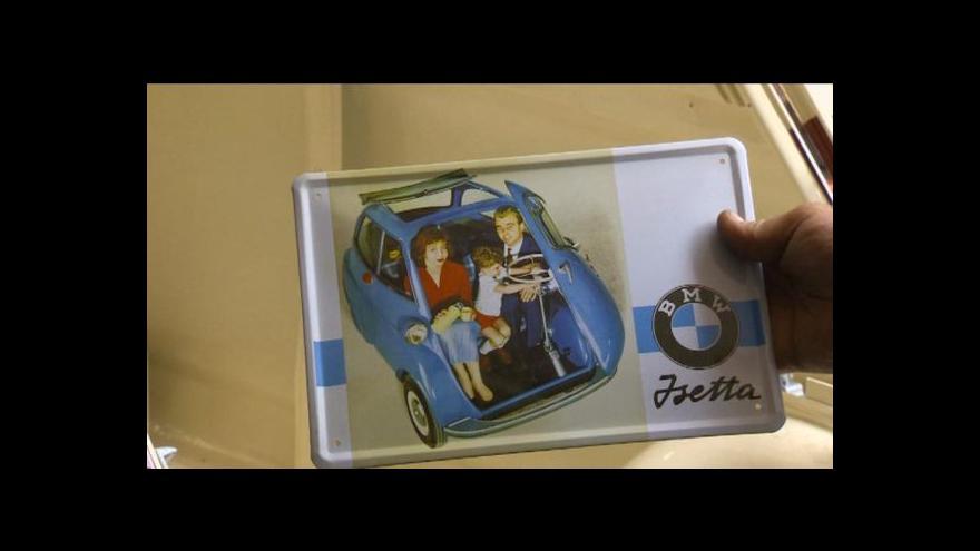 Video Umění restaurátorů: BMW z roku 1958