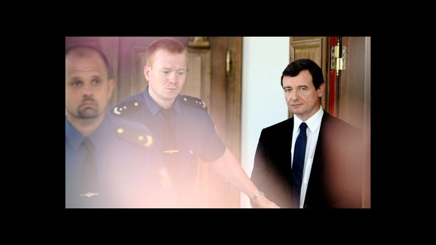 Video Události o prvním dnu soudního procesu v kauze Rath
