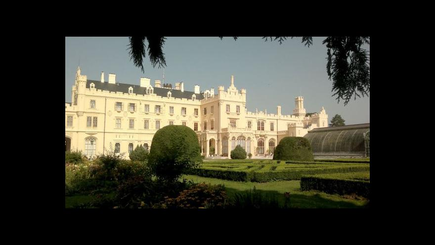Video Téma turistiky v regionu v UVR