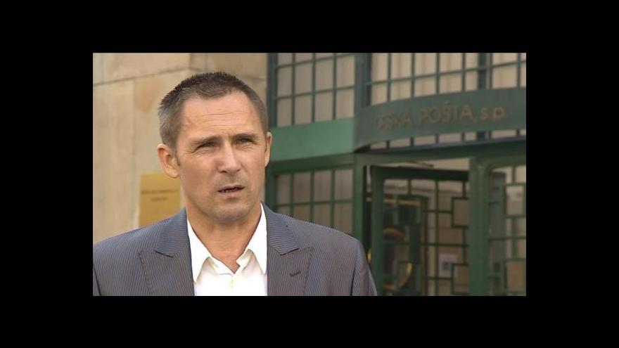 Video Vyjádření provozního ředitele ČP pro jižní Moravu Vladimíra Procházky