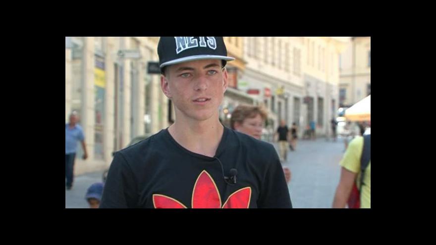 Video Hovoří zraněný fanoušek Ondřej Hála