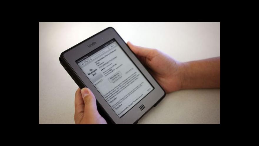Video Události o změně vlastníka deníku The Washington Post