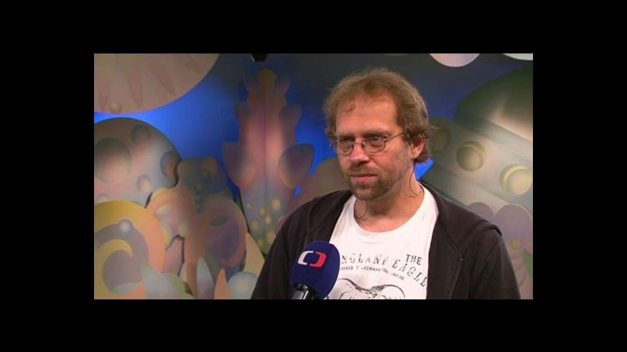 Video Režisér Pavel Šimák o pořadu Jogínci