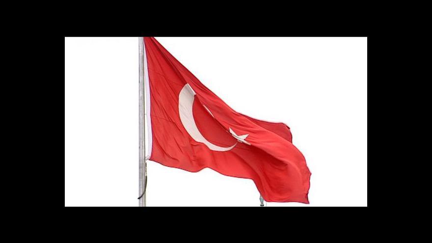 Video Doživotní tresty pro turecké pučisty