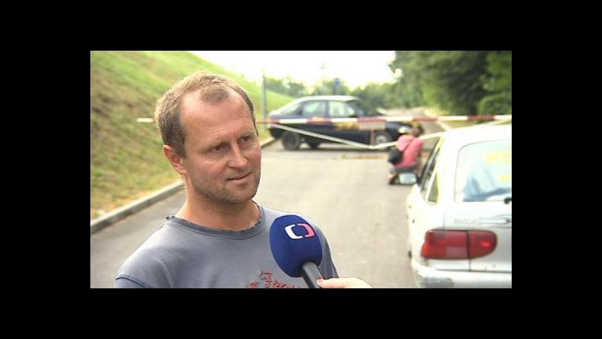 Video Zástupce majitele Jiří Hrubý o sporu s městem
