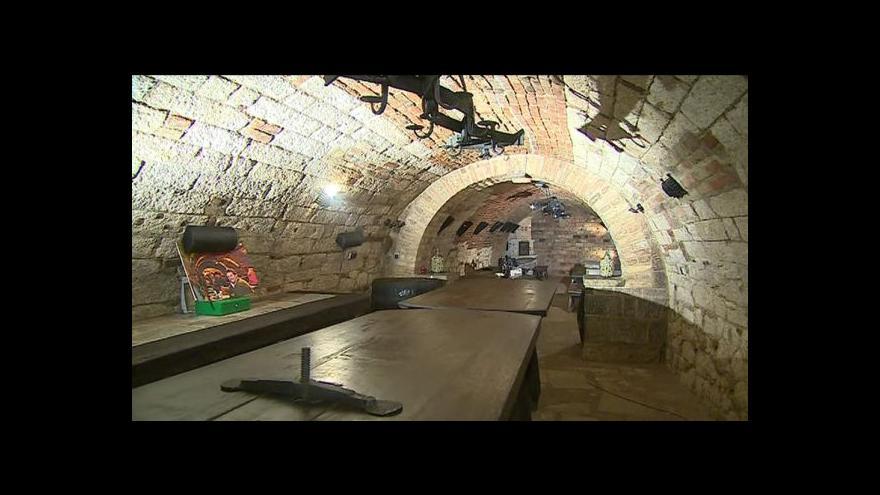 Video Reportáž z Valtického podzemí