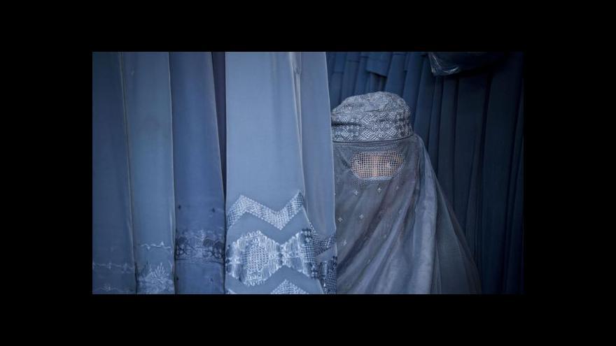 Video Afghánské ženy se obávají odchodu mezinárodních jednotek