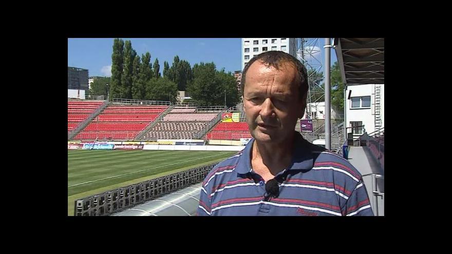 Video Hovoří místopředseda představenstva FC Zbrojovka Brno Z. Kudela