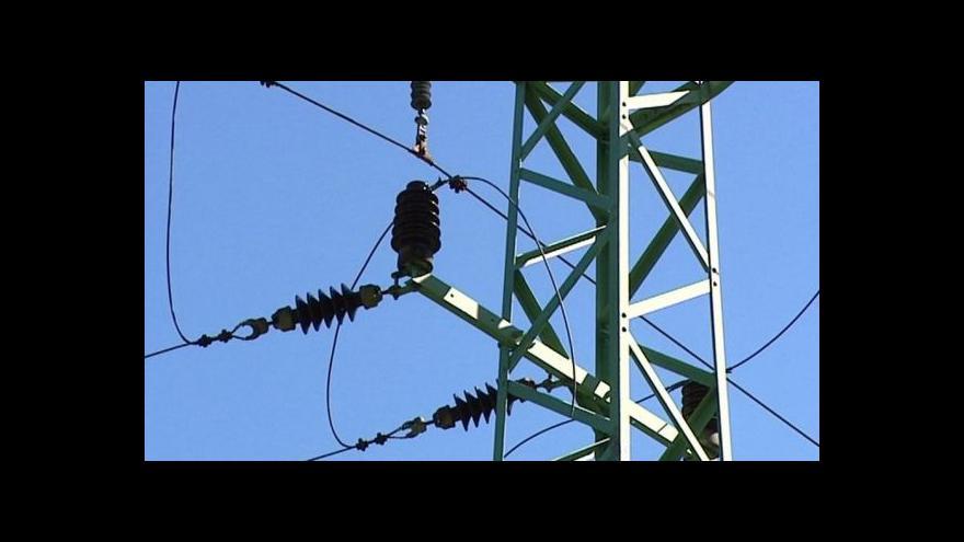 Video Situace na železnici a obnova dodávek elektřiny