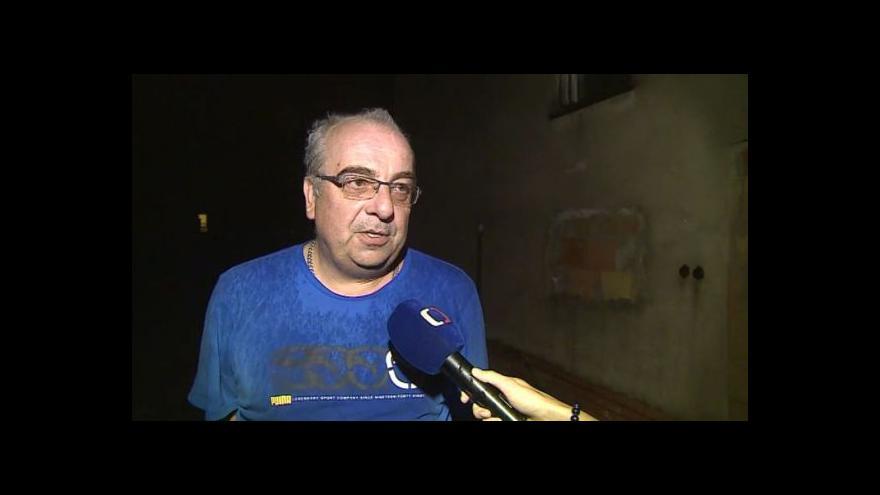 Video Hovoří starosta Ochoze u Brna Vlastimil Čoupek (STAN)