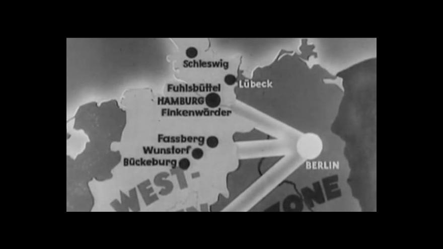 Video Události o záchraně rozinkového bombardéru