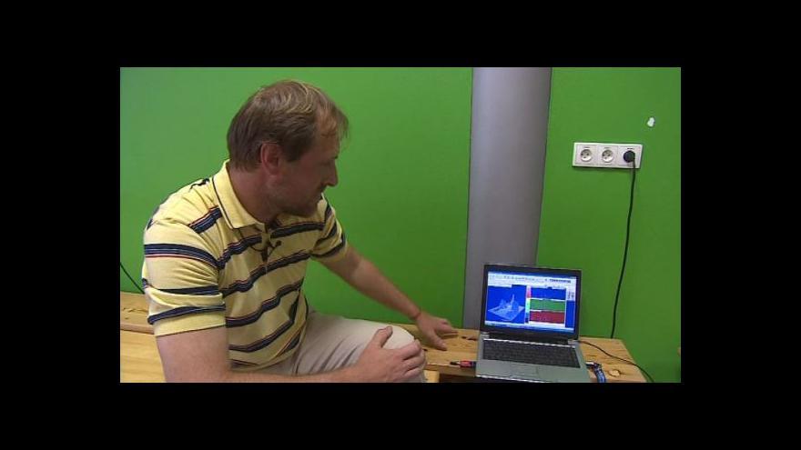 Video Hovoří proděkan pro vědu a výzkum FSpS MU Martin Zvonař