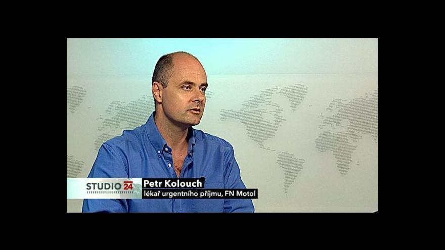 Video Rozhovor s Petrem Kolouchem