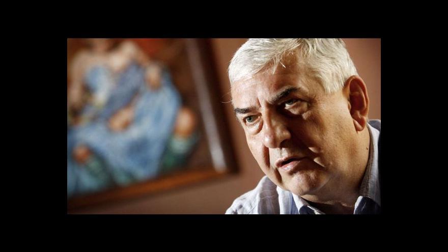 Video Rozhovor s Miroslavem Donutilem